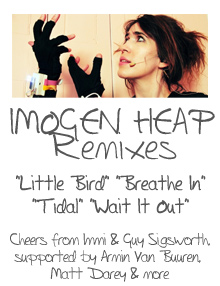 Royal Sapien Imogen Heap Remixes